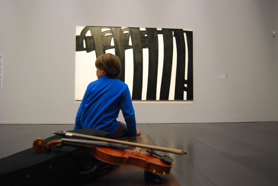Play with Infinity au Musée Soulages le 31 Mai 2015
